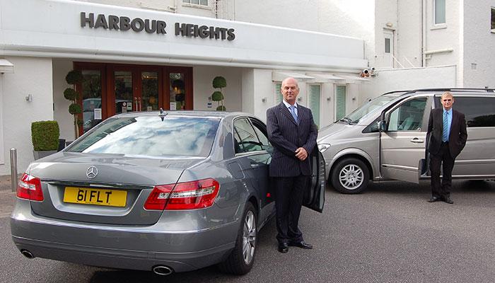 Airport Executive Cars Dorset